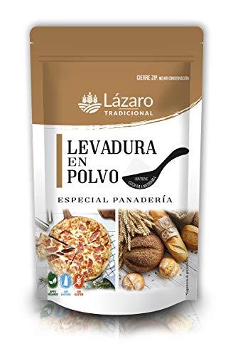 Lázaro Levadura Especial Panadería 100g, Bolsa con cierre