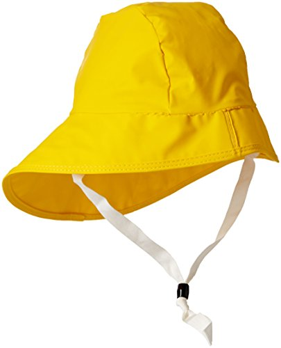 Helly Hansen Work Wear Men's Sou'Wester Waterproof Rain Hat, Light Yellow, 55/56