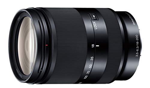 ソニー 高倍率ズームレンズ E 18-200mm F3.5-6.3 OSS LE ソニー Eマウント用 APS-C専用 SEL18200 LE