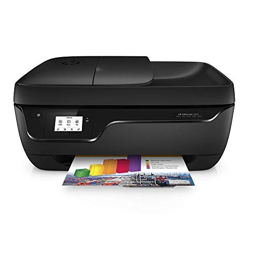 HP OfficeJet 3833 - Impresora Multifuncin de Tinta (Wi-Fi, ADF) Color...