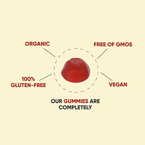 World's First Apple Cider Vinegar Gummy Vitamins by Goli Nutrition - Immunity, Detox & Weight (5 Pack, 300 Count, with The Mother, Gluten-Free, Vegan, Vitamin B9, B12, Beetroot, Pomegranate) 4