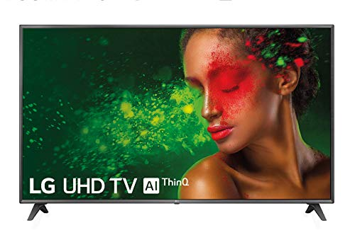 LG UM7110PLB 190,5 cm (75') 4K Ultra HD Smart TV Wi-Fi Nero