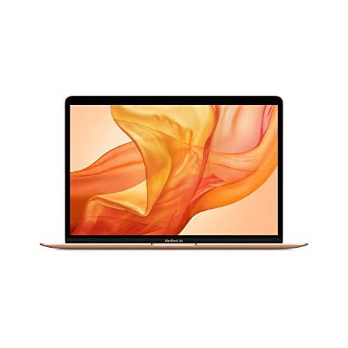 Apple MacBook Air (13-inch, 8GB RAM, 512GB SSD Storage) - Gold (Latest Model)