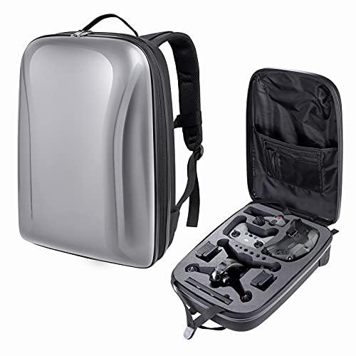 Okima Zaino per drone DJI FPV combinato, custodia rigida, impermeabile, portatile, compatibile con drone DJI FPV e accessori