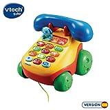 VTech –Super téléphone Rodophone pour Enfant 80–068422