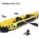 FACAI Canoe Kayak Rigide Kayak Gonflable 2 Place Canoe Kayak Gonflable 2 Place...