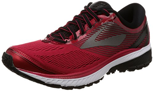 Brooks Men's Ghost 10 Ankle-High Mesh Running Shoey