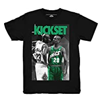 Seattle Supersonics 10 Shirt 100% Premium Cotton Medium - Weight T-Shirt Short Sleeve with Screen Printed/DTG Design Pre - Shrunk to minimize shrinkage Machine Washable / Best Results ( wash inside out, cold water & hang dry)