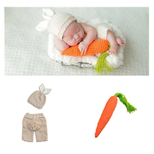 Coberllus Newborn Baby Photography Prop Boy Girl Photo Shoot...