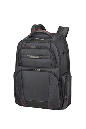 SAMSONITE Pro-DLX 5 - Zaino Expandable per 17.3' Laptop 29/34L, 1.7 KG Zaino Casual, 34 l, 48 cm, 17.3 Pollici, Espandibile (48 cm - 34 L), Nero (Black)