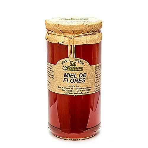 La Cantara Cántara - Miel de Flores 1 Kg – Pura Abeja 100