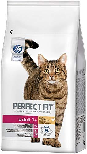 Perfect Fit Adult 1+ – Trockenfutter für erwachsene Katzen ab 1 Jahr –...