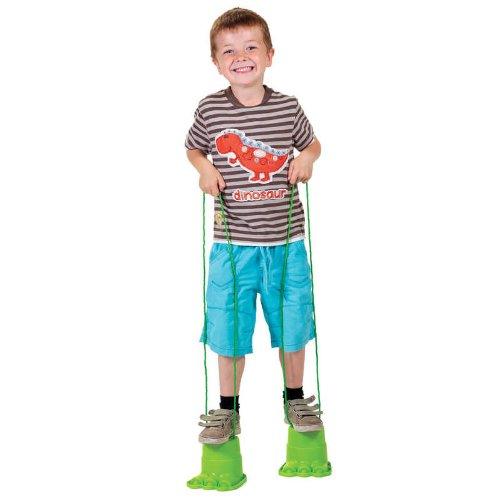 Monster Feet (Bucket Stilts)