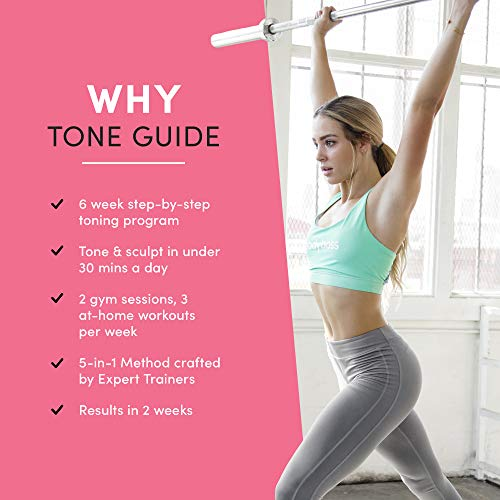 BodyBoss Tone & Nutrition Bundle. Includes Tone Guide Superfood Nutrition Guide 3