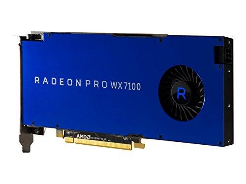 AMD–Grafikkarte FirePro Radeon Pro WX 71008GB PCIe 3.016x 4x DP