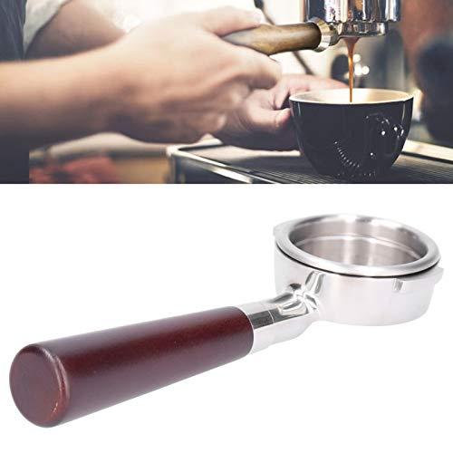 ネイキッドポルタフィルター、コーヒーマシンアクセサリーコーヒー交換フィルターバスケットポルタフィルタ...