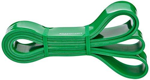 Amazon Basics - Fascia elastica di resistenza e per trazioni alla sbarra, 4.5 a 15.9 kg (1.27 cm di larghezza)