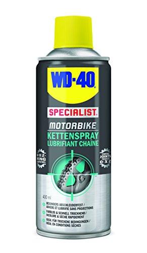 WD-40 Specialist Motorbike Kettenspray 400ml