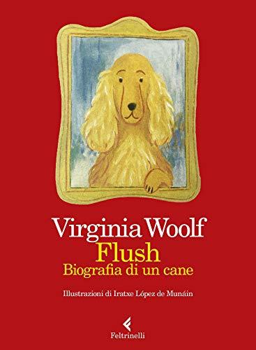 Flush, biografia di un cane Book Cover