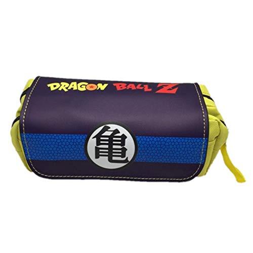 eaodz Ragazze Ragazzo Astuccio per Scuola Oxford Anime Giapponesi Dragon Ball Z DBZ Cosplay Sun Goky...
