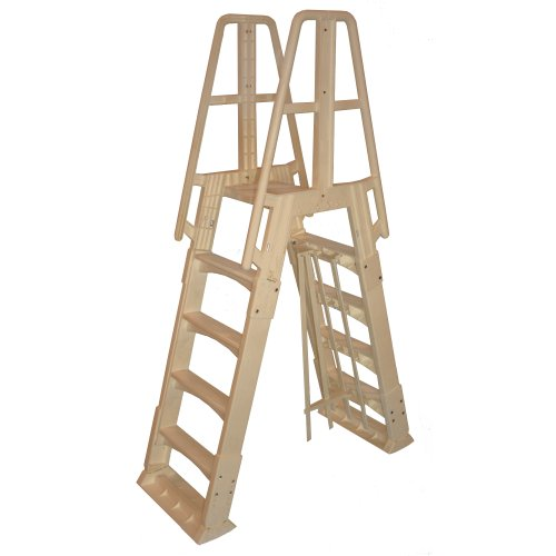 41LTBJob3SL - The 7 Best above Ground Pool Ladders – Keeping You Safe In and Around Water