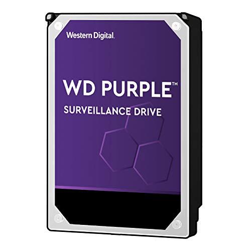 Western Digital HDD 4TB WD Purple 監視システム 3.5インチ 内蔵HDD WD40PURZ 【国内正規代理店品】
