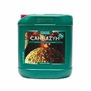 CANNA 5 L Cannazym Enzymatic Additive-for Grow & Bloom-0-2-1 NPK Ratio 9332005