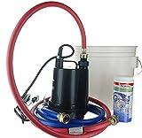 Kelaro Tankless Water Heater Flushing Kit with Rectorseal Calci-Free