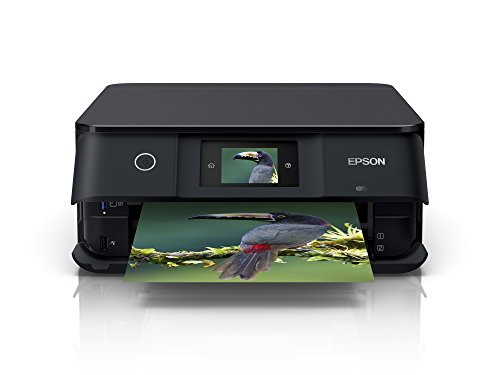 Epson Expression Photo XP-8500 - Impresora fotográfica, color negro, Ya disponible en Amazon...