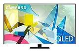 SAMSUNG 49-inch Class QLED Q80T Series - 4K UHD Direct Full Array 8X Quantum HDR 8X Smart TV with Alexa Built-in (QN49Q80TAFXZA, 2020 Model)