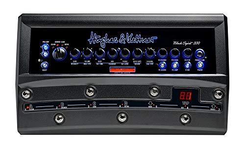 Hughes&Kettner ヒュース&ケトナー Black Spirit 200 Floorギターアンプ(フロアタイプ) HUK-BS200/F 【徹底紹介】Anchang(SEX MACHINEGUNS)の機材・エフェクターボード・ピックを解析!ギターを支えるライブ機材の数々を紹介!【金額一覧】