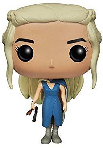 Funko Pop! - Vinyl: Game of Thrones: Mhysa Daenerys (Blue Dress) (4048)