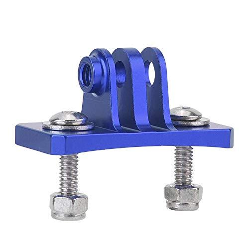 Lantro JS Adattatore per treppiede antiruggine, Adattatore per Supporto per Fotocamera antigelo Leggero, per Xiaoyi Gopro 7 6 5 4 Action Cam(Blue)