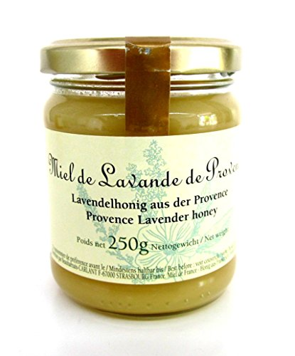 Lavendelhonig / Lavendel Honig aus der Provence, 250g, Miel de Lavande de Provence
