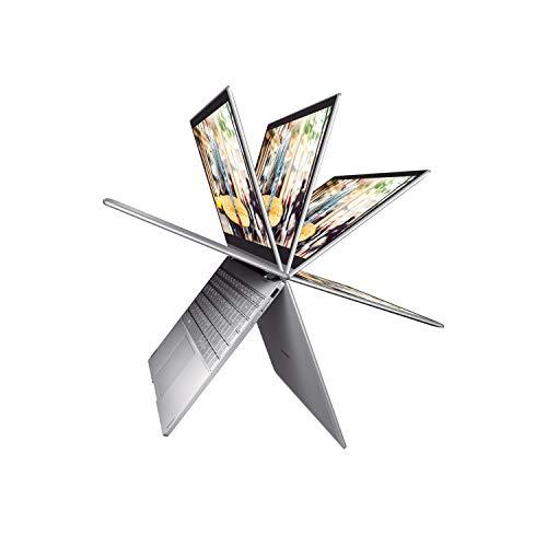 MEDION E4271 35,5 cm (14 Zoll) Full HD Touch Convertible Notebook (Intel Pentium Silver N5000, 8GB DDR4 RAM, 256GB SSD, WLAN, Win 10 Home)