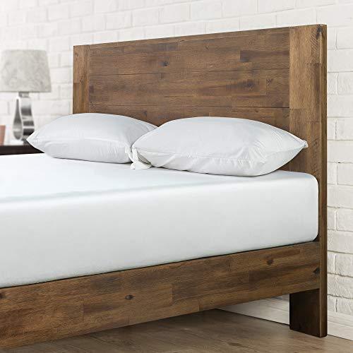 modern wooden beds