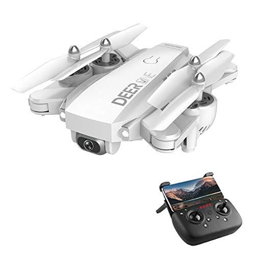 ZUOQUAN Droni con La Telecamera, 5G Stabilizzazione Immagine Professionale 4K HD Droni, Telecamera...