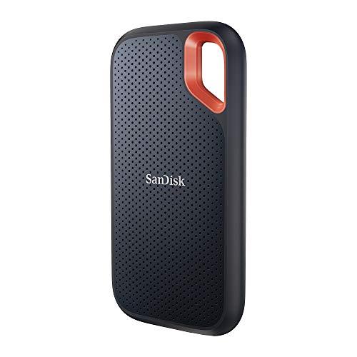 SanDisk PortableSSD 1TB 【PS4 メーカー動作確認済】 USB3.1 Gen2 最大転送550MB/秒 SDSSDE60-1T00-GH25 3...