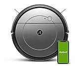iRobot Roomba Combo Robot aspirapolvere e lava pavimenti, Wi-Fi, Suggerimenti personalizzati, Compatibilità con l'assistente vocale, grigio