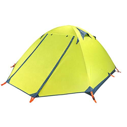 Azarxis Tente de Camping 2 Personnes 4 Saisons Tente Dôme 2 Places Tente...