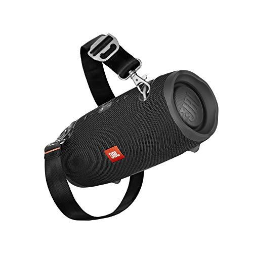 JBL Xtreme 2 - Enceinte Bluetooth portable - Waterproof IPX7 - Autonomie 15 hrs & port USB - Sangle de transport incluse - Noir