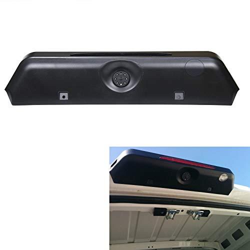 Telecamera da tetto HD 720p telecamera posteriore 3a luce di freno, di ricambio per telecamera di retromarcia, visione notturna, per Transporter Van Iveco Daily VI 2015-2019