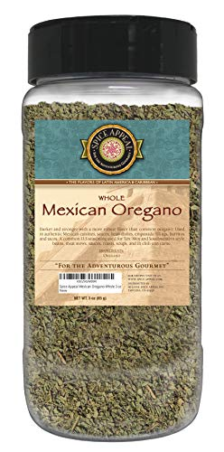 Spice Appeal Mexican Oregano Whole 3 oz