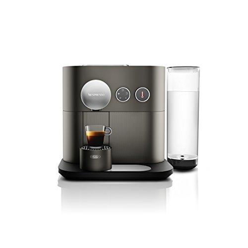 Nespresso Expert Original Espresso Machine by De'Longhi, Anthracite Grey
