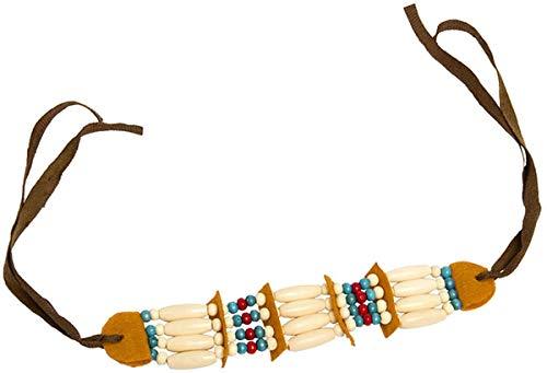 Folat 22046 - Collar nativo americano, multicolor, talla única