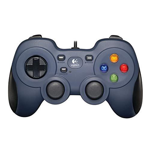 Controle para Jogo F310, Logitech G, Joysticks e Controles para Computador