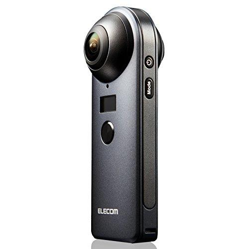 エレコム 360度カメラ