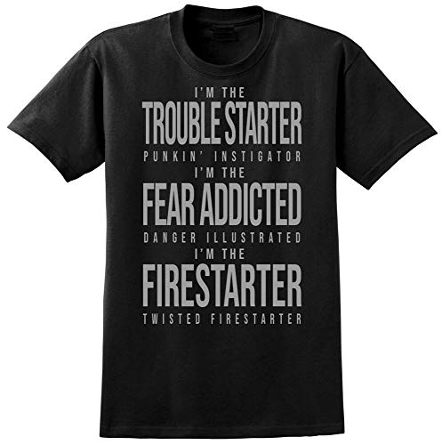 sihua Prodigy Lyrics T-Shirt - 90s Dance Rave Music Band Fan Tee Mens or Ladies Style