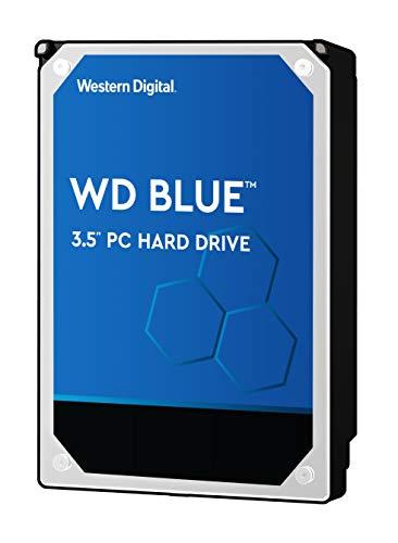 WD WD10EZEX Blu Hard Disk Desktop da 1 TB, 7200 RPM, SATA 6 GB/s, 64 MB Cache, 3.5 '