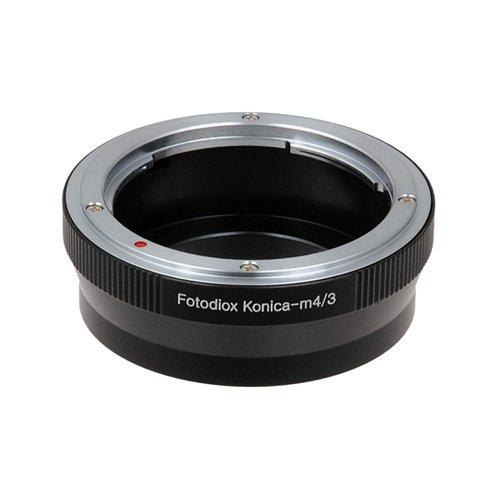 Fotodiox Anello Adattatore per Konica AR (Auto-Reflex) Micro 4/3